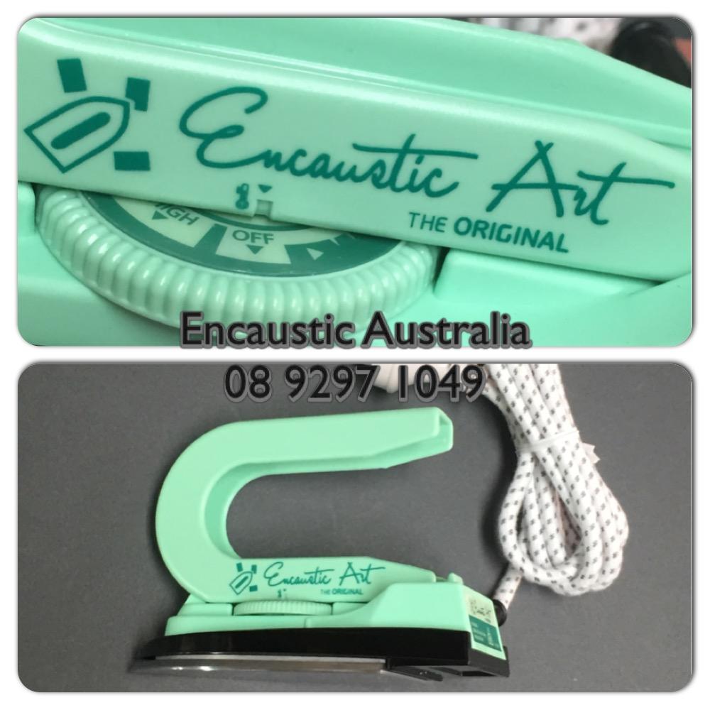 Encaustic Iron