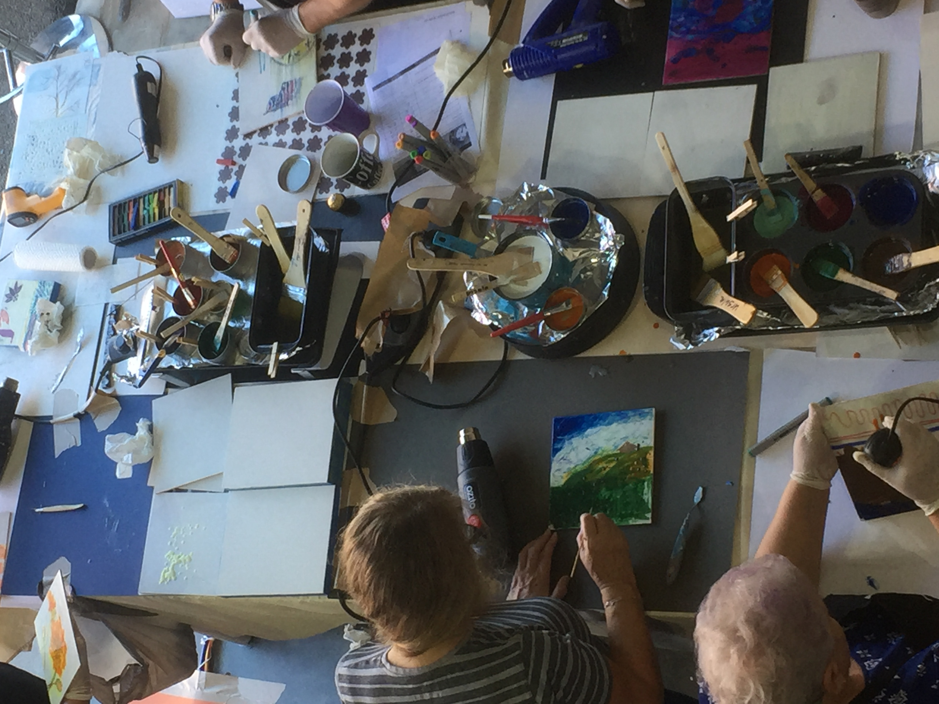 Encaustic australia workshops (9)