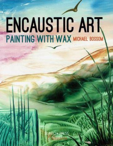encausti art painting with wax australia