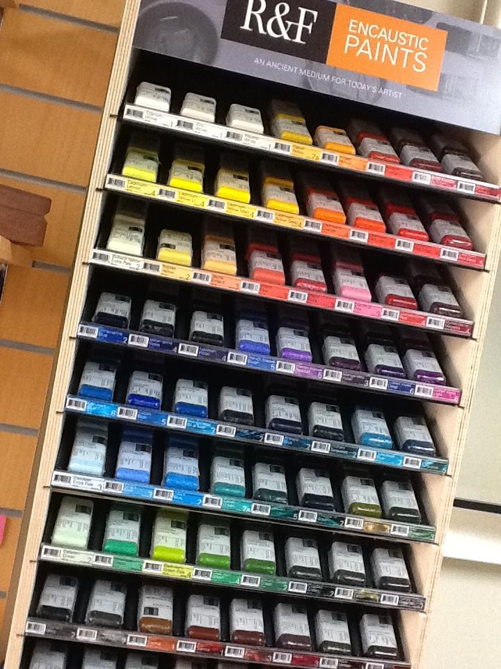 Encaustic Paints -  R&F