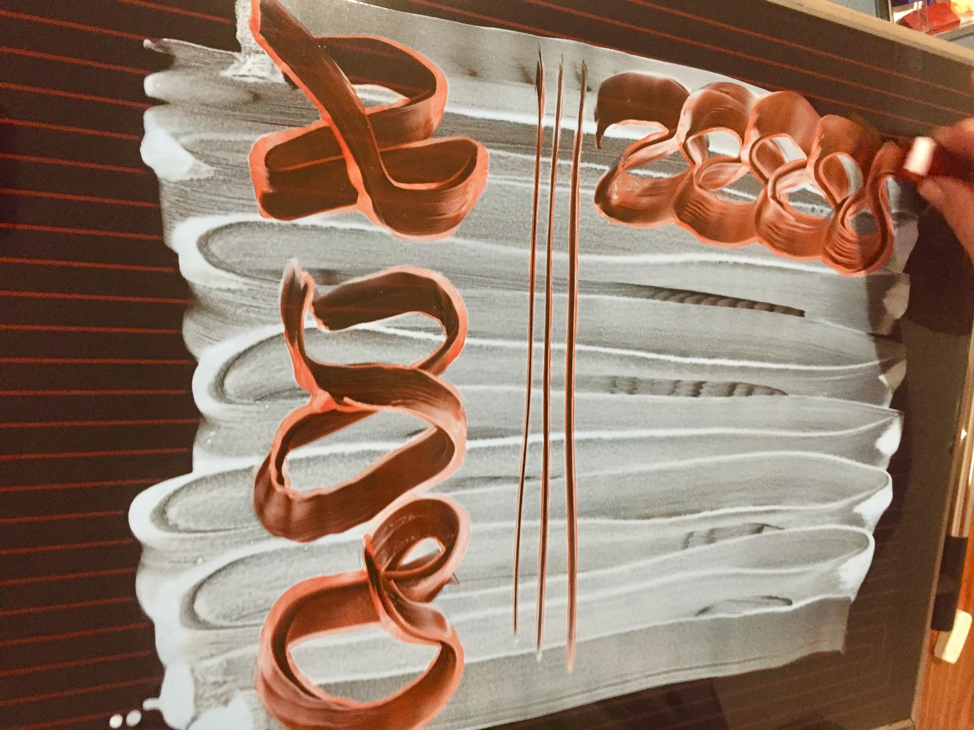 Media Art Comb Set of 2