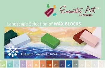 Encaustic Wax - Landscape
