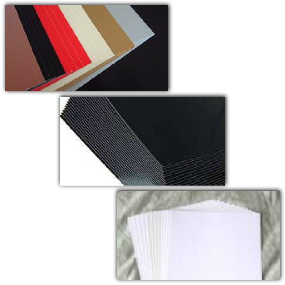 Painting Card Stock & Canvas