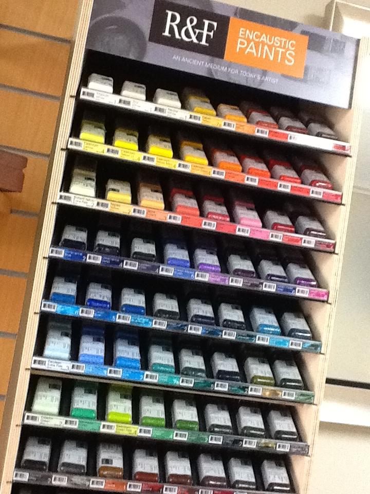 R&F Encaustic Kit Translucent Colour Set