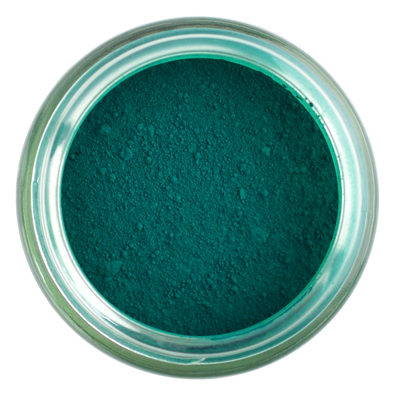 Dry Ground Pigment - Phthalo Green 120ml