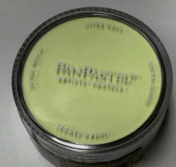 Pan Pastel - Yellow Green Tint