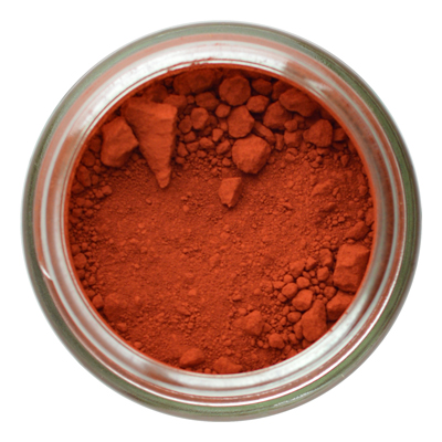 Dry Ground Pigment - Red Oxide 120ml