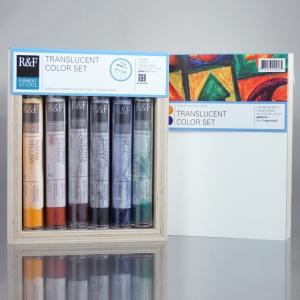R&F Pigment Stick - Translucent