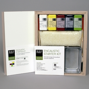 R&F Encaustic Starter Kit - S