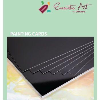 Painting Card Stock  - Black