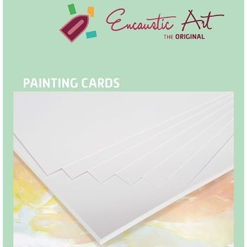 Painting Card Stock A2 - White
