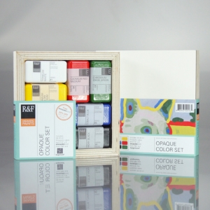 R&F Encaustic Opaque Colour Set