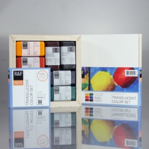 R&F Encaustic Translucent Colour Set