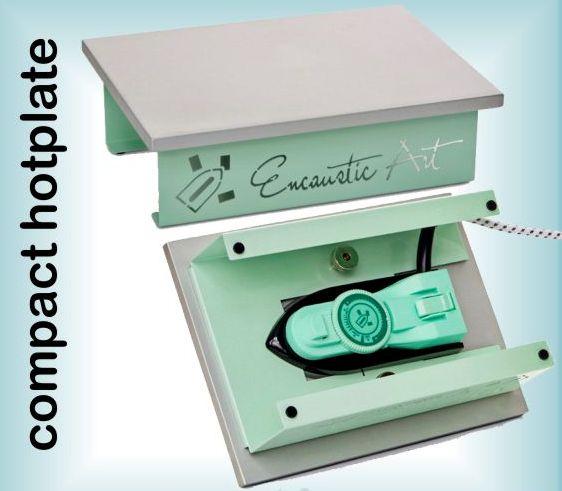 Encaustic Compact Hotplate