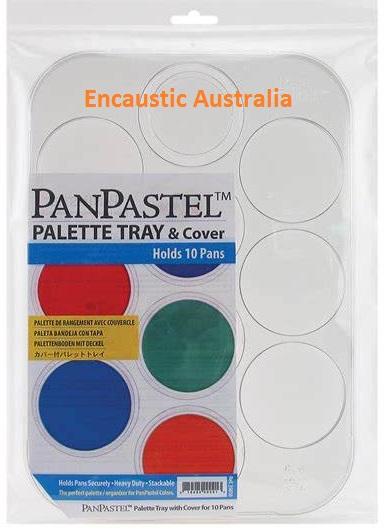 PanPastel - Palette Tray & Cover 10 Pans