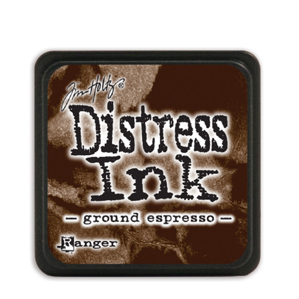Distress Ink Pad Mini Espresso