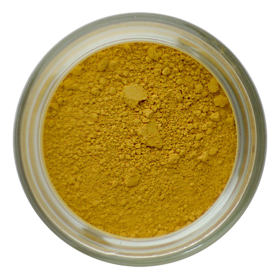 Dry Ground Pigment -Yellow Orche 120ml